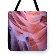 Antelope Canyon Waves Tote Bag