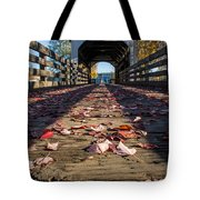 Antelope Creek Bridge Tote Bag