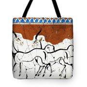 Antelope Of Akrotiri - Study No. 2 Tote Bag