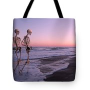 Anthropology Shared Similarities  Tote Bag