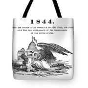 Anti-slavery Almanac, 1844 Tote Bag