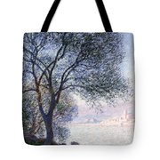 Antibes Seen From The Salis Tote Bag