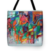 Birth-pangs Of Redemption 1 Tote Bag