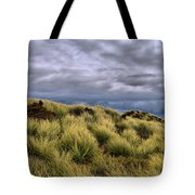Anticipating The Approaching Rain Tote Bag