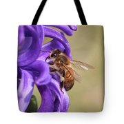 Anticipating The Nectar Tote Bag