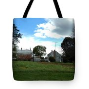 Antietam Battlefield Tote Bag