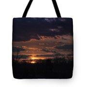 Antietam Sunset Tote Bag