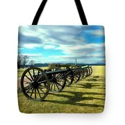 Antietem Battlefield Painting Forsale Tote Bag