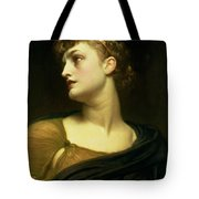 Antigone Tote Bag by Frederic Leighton