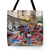 Antigua Guatemala Tote Bag