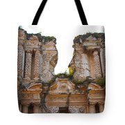 Antigua Ruins Tote Bag
