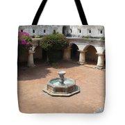 Antigua Ruins Xi Tote Bag