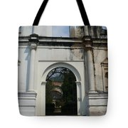 Antigua Ruins Xxi Tote Bag
