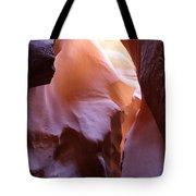 Antilope Canyon Colors Tote Bag