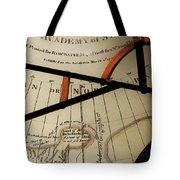 Antiquaria Nautica Tote Bag