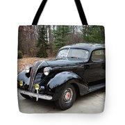 Antique Auto Tote Bag