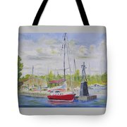 Antique Boat Museum-clayton Ny Tote Bag