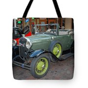Antique Convertable Tote Bag