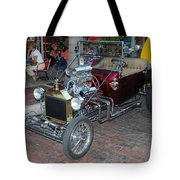 Antique Custom Hotrod Tote Bag