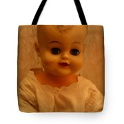 Antique Doll 1 Tote Bag
