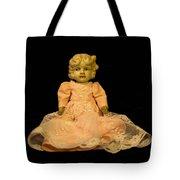 Antique Doll 2 Tote Bag