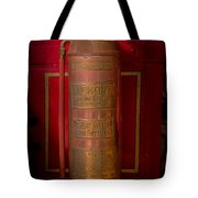 Antique Fire Extinguisher Tote Bag