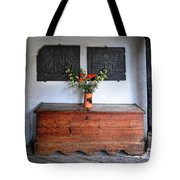 Antique French Chest Tote Bag