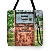 Antique Gas Pump 1 Tote Bag