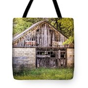 Antique  Grocery Store Tote Bag