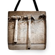 Antique Hammers Tote Bag