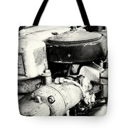 Antique Horses Tote Bag