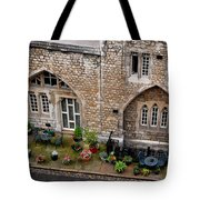 Antique London Tote Bag