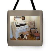Antique Parlor Organ Tote Bag
