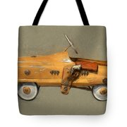 Antique Pedal Car L Tote Bag