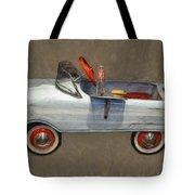 Antique Pedal Car Lv Tote Bag