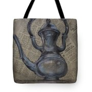 Antique Pitcher Tote Bag