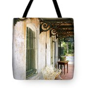 Antique Savannah Tote Bag by William Dey