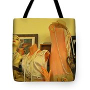 Antique Shop Display Tote Bag