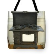 Antique Stove Number 2 Tote Bag