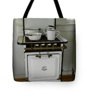 Antique Stove Number 3 Tote Bag