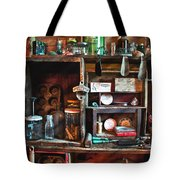 Antique Things Tote Bag