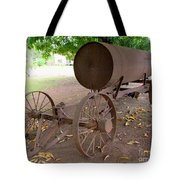 Antique Water Tank - No 1 Tote Bag