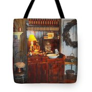 Antiques And Fragrances Tote Bag