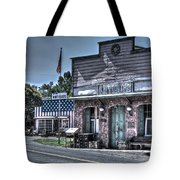 Antiques In Drytown Tote Bag