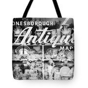 Antiques - Old And New Tote Bag