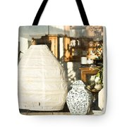 Antiques Tote Bag by Tom Gowanlock