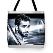 Antoine Model Tote Bag