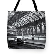 Antwerp Central Station II Tote Bag