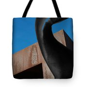 Anxious  For Touch Tote Bag