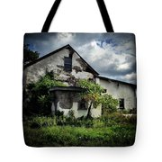 Any Shelter In A Storm Tote Bag
